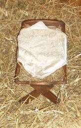 Empty manger