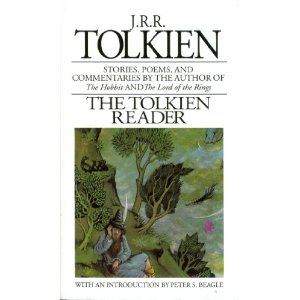 Tolkien Reader cover