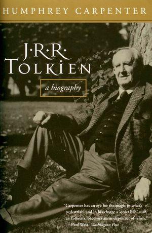 Tolkien bio cover
